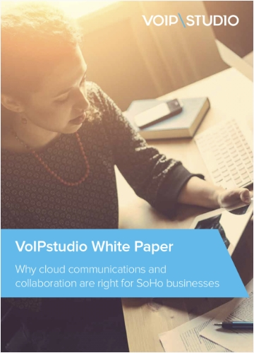 Cloud comms for small business white paper