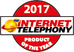 INTERNET TELEPHONY Product of the Year Award