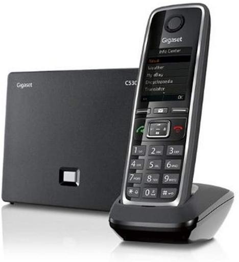 Nicht standardisierte 802.11-Technologie. DECT wireless Handsets