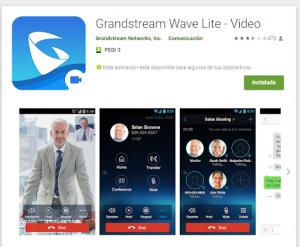 Smartphones mit Drittanbieter-SIP-App 1