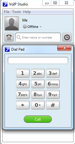 VoIP Software Phone