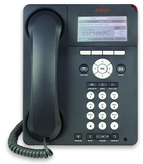 Avaya One-X Deskt Phone