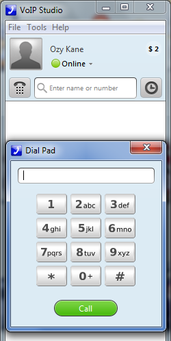 Select VoIP Contacts